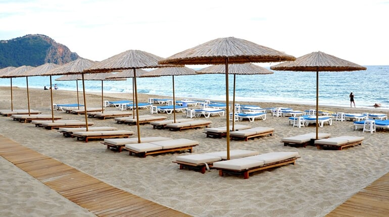 Foto - Alanya - Kleopatra Dreams Beach