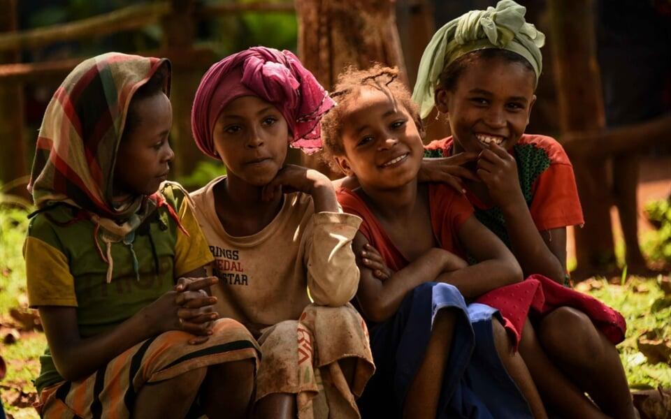 Foto - Velký okruh Etiopií