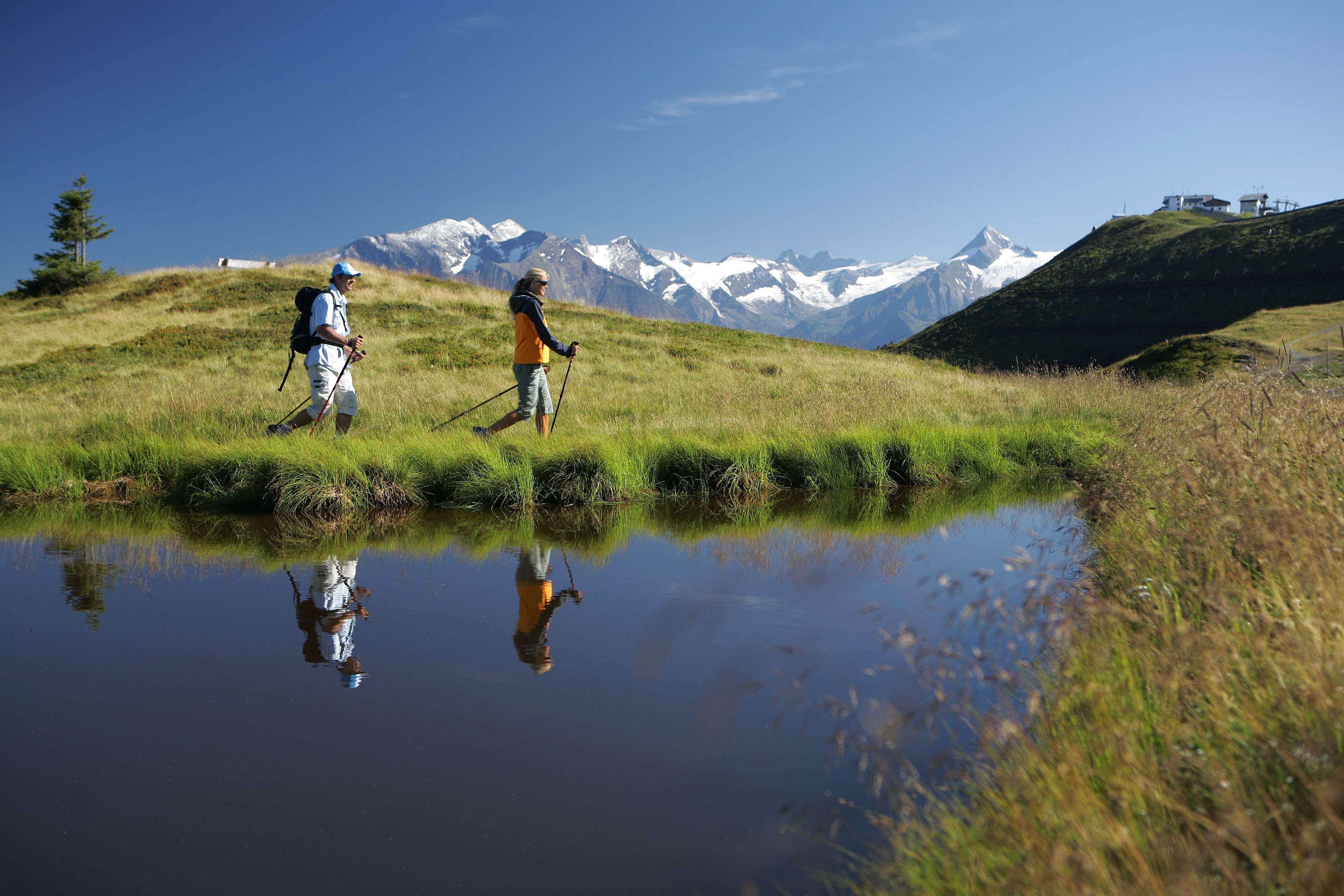 RAK Zell am See Hiking at the Schmitten