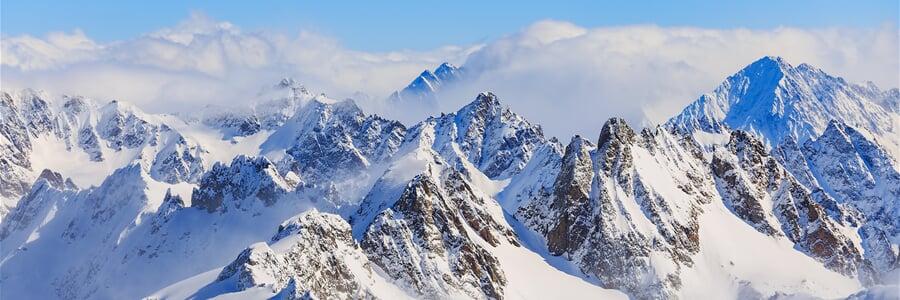 Silvestr v Alpách