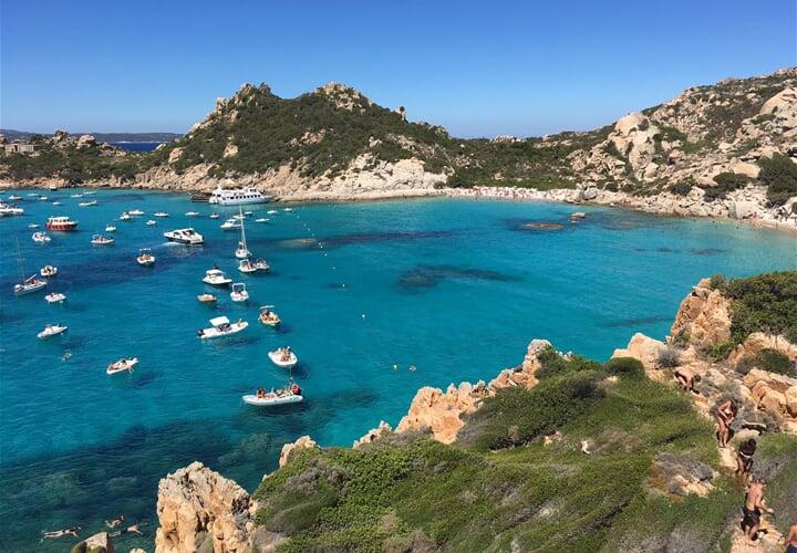 Pohádková Sardinie