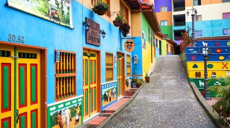 Foto - Kolumbie - amazonské dobrodružství