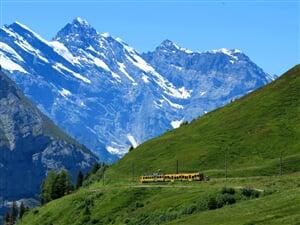 Bernské Alpy 4