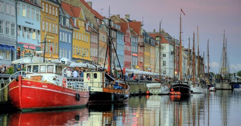 Poznávací zájezd Dánsko - Kodaň