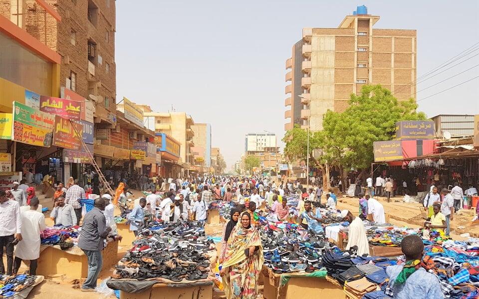 Foto - Velký okruh severním Súdánem