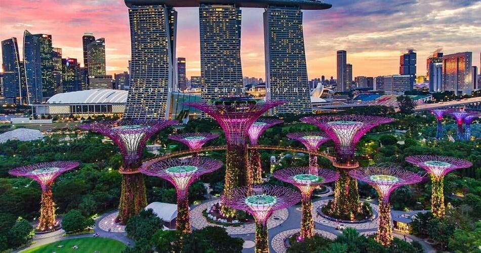 Foto - Velká cesta Singapurem a Malajsií