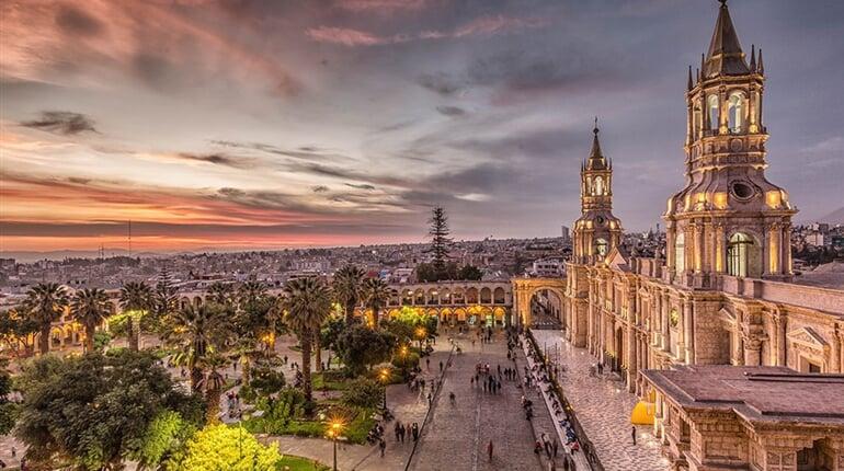 Foto - Peru - za tajemstvím Inků