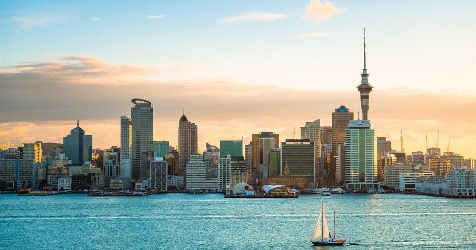 Foto - Nový Zéland v kostce - Fly & Drive