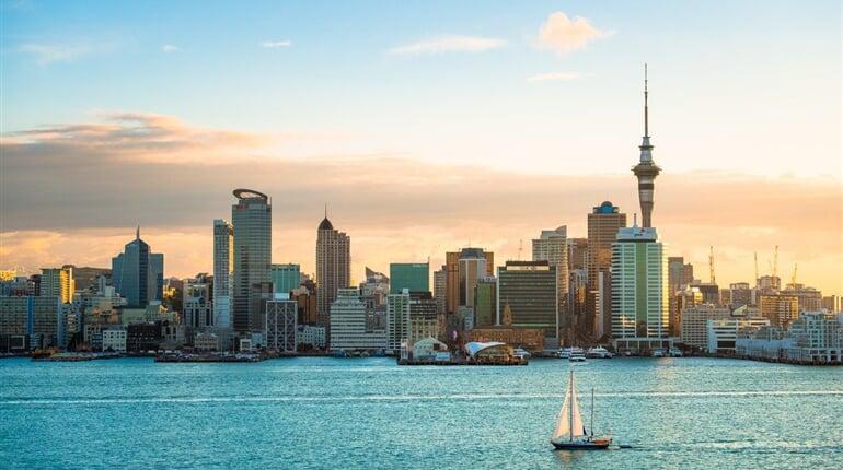 Foto - Nový Zéland - Severní ostrov - Fly & Drive