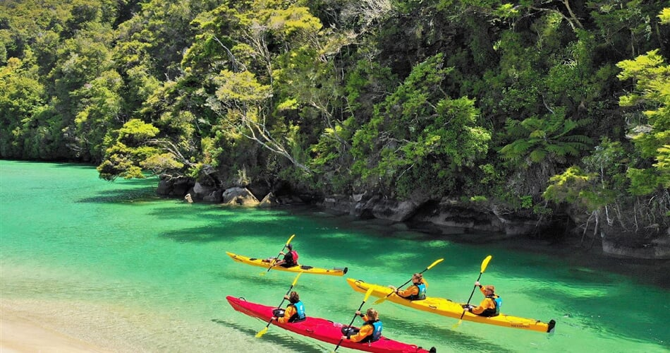 Foto - Nový Zéland - Jižní ostrov - Fly & Drive