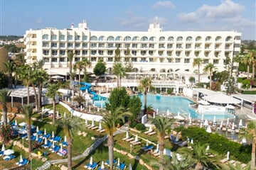 Golden Coast Beach hotel, Protaras, Kypr