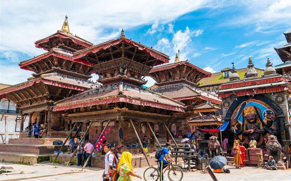 Foto - Nepál - Sikkim - Bhútán