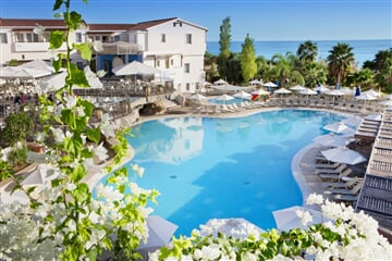 Louis Althea Beach hotel, Protaras, Kypr
