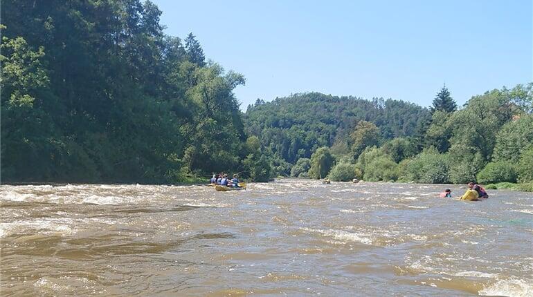 Foto - Sázava - 7denní voda ze Světlé do Pikovic