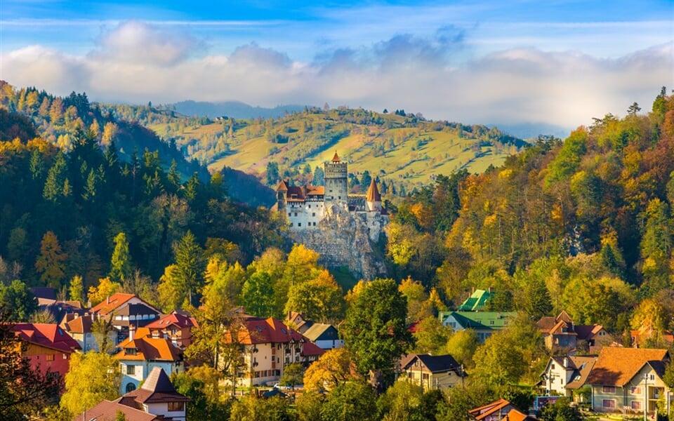 Poznávací zájezd Rumunsko - hrad Bran