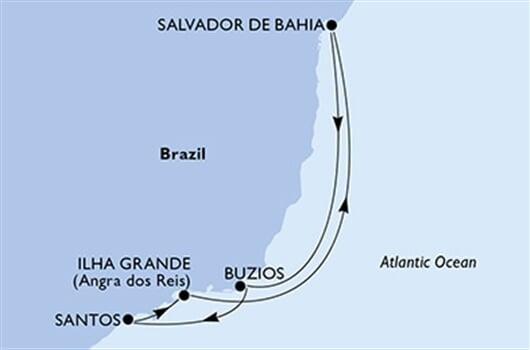 Trasa ULQ8