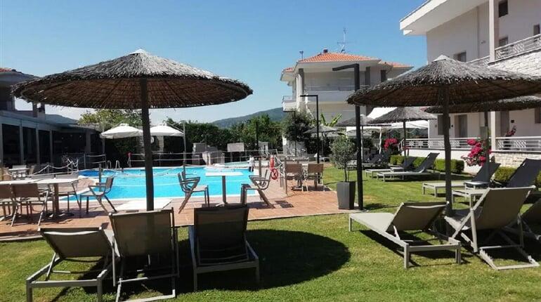 Foto - Stavros - Hotel Alexander Inn (Chalkidiki, Stavros) - kombinovaná doprava