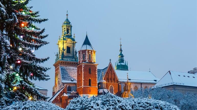 Advent - Krakov - Wawel