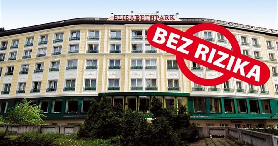 Foto - Gasteinertal - Hotel Elisabethpark v Bad Gasteinu ****