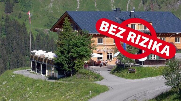 Foto - Bregenzerwald - Hotel Walisgaden v Damüls - Bregenzerwald ***