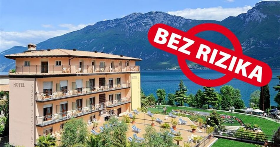 Foto - Limone sul Garda - Hotel Garda Bellevue v Limone sul Garda ****