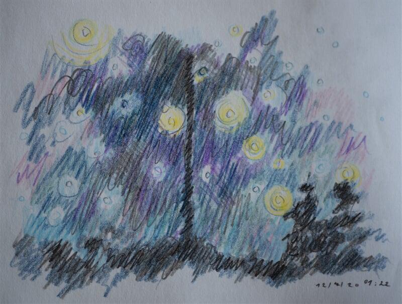 01:22 AM 12/07/20 - coloured pencil