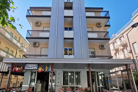 VillaNanni Hotel RiminiRivazzurra leto2021 (16)