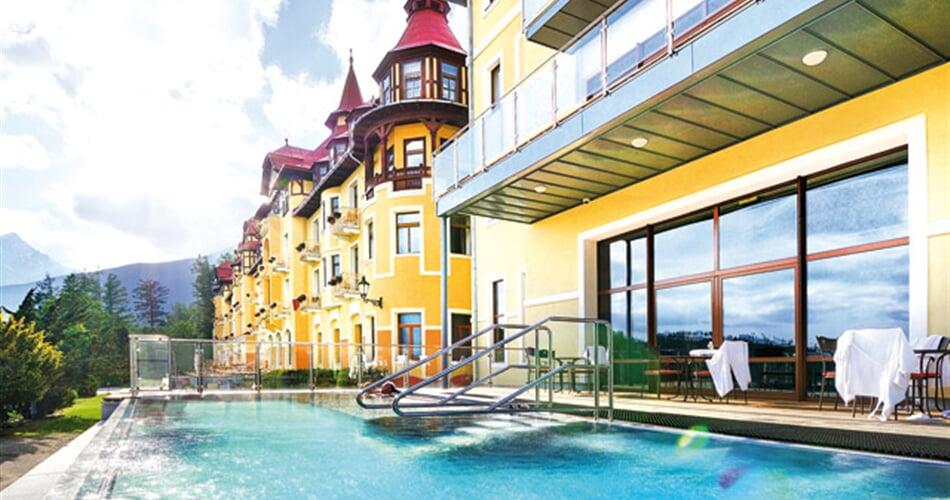 Foto - Tatranská Lomnica - Hotel Grandhotel Praha ****