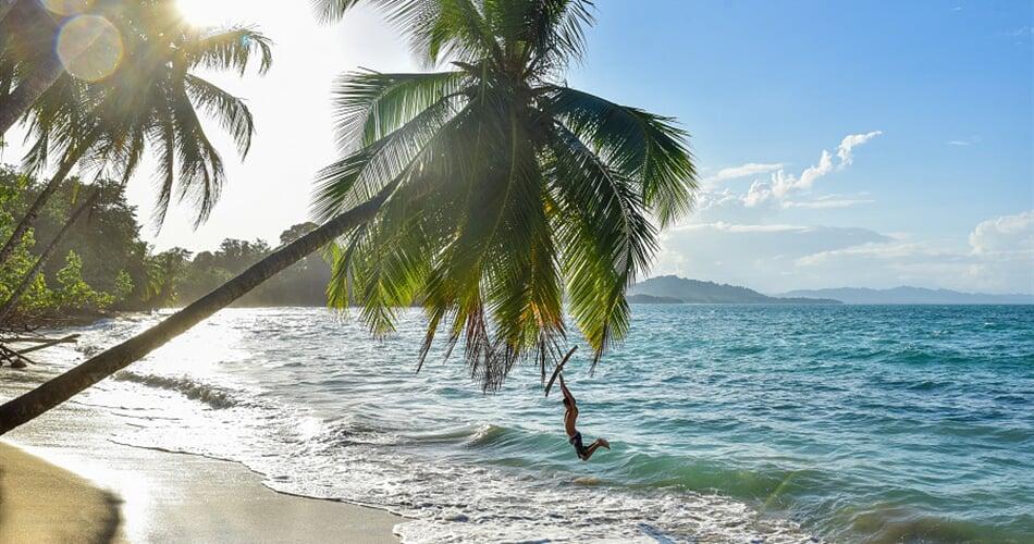 Foto - Relax na plážích Kostariky + TERMÁLNÍ KOUPEL U VULKÁNU + NP CANO NEGRO (letecky