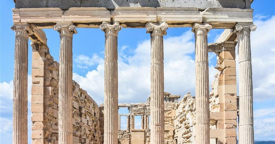 Řecko - Athény - Akropolis