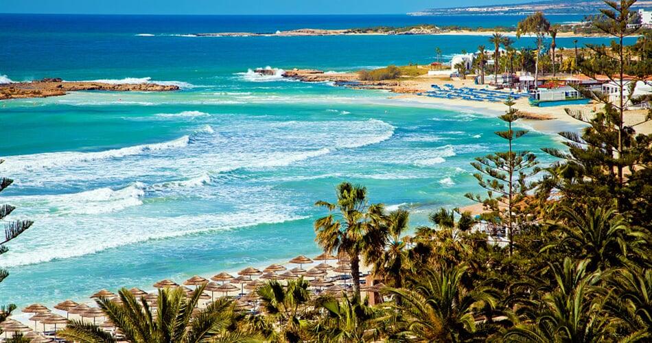 Foto - Relax na plážích Kypru + JÍZDA DŽÍPY + RUČNÍ VÝROBA SÝRU HALLOUMI (letecky z Pra