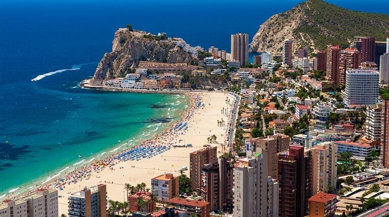 Foto - Relax na plážích Alicante + VÝLETNÍ PLAVBA NA OSTROV TABARCA (letecky z Pardubic