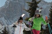 Dolomitissime Civetta winter ski