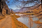Sentiero Bosc Dal Restel Alpisella Lago2