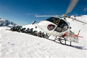 Helicopter panoramic tours