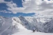 Inverno Sci pista PassoTonale alpino Icaro DSC4179