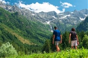PontedilegnoTonale Valsozzine passeggiata