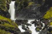 Cascate di Saent Val di Rabbi  Parco Nazionale dello Stelvio Ph Story traveler
