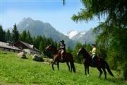 Equitazione Malga Pellizzano Ph G.bernardi