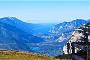 Cima Paganella estate lago di Garda PH.Rifugio la roda