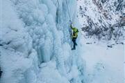 Win cascate ghiaccio arrampicata val scura monte rovere 2021 Gober 10