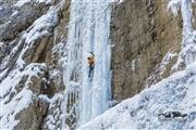 Ice Climbing ©Consorzio Turistico Marmolada