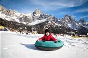 bobsled and sledges in San Martino di Castrozza ph Enrica Pallaver Photography