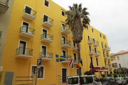 alghero - city - hotel
