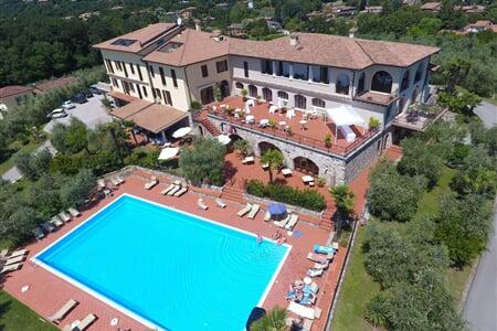 San Rocco rezidence Soiano del lago leto2012 (16)
