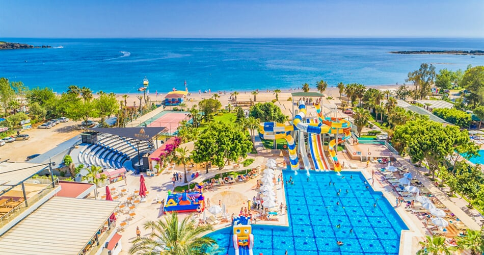Foto - Alanya - Hotel Meridia Beach Alexandria Club ****