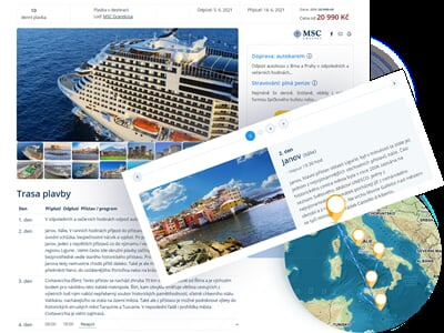 Details of the Cruise