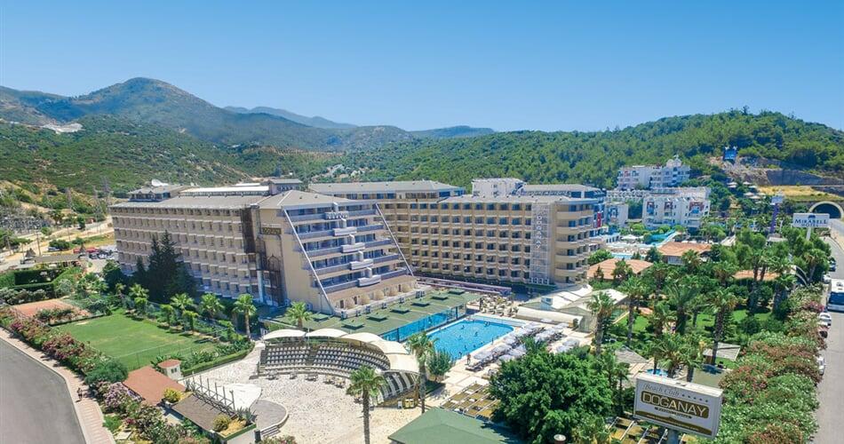 Foto - Alanya - Hotel Beach Club Doganay *****