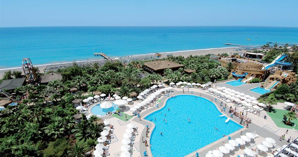 Foto - Alanya - Hotel Delphin Deluxe Resort *****