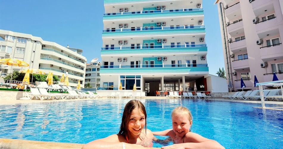 Foto - Alanya - Hotel Mesut ****
